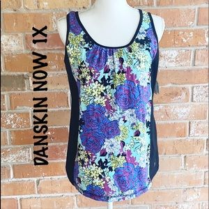 ▪️DANSKIN NOW▪️Workout/Athletic Tank 1X NWT